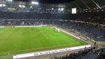 """Nicht ist cooler als eine genormte und vom Medienpartner NDR 2 organisierte Stadionshow: So sieht das Niedersachsenstadion aus, wenn die Stadionregie zuerst """"Won't forget these days"""" anspielt, um dann noch die """"Alte Liebe"""" als Rausschmeißer draufzusatteln."""